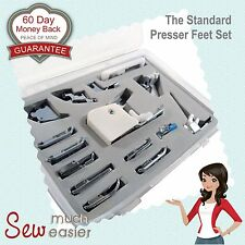 Sewing Machine Presser Foot Feet Set Janome Singer Brother Machines Budget Parts