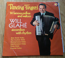 Will glahé-Dancing Fingers - 14 Famous Polka & VALSES-Axis6027 (Australie)