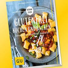 GLUTENFREI KOCHEN UND BACKEN   Genussvoll leben ohne Weizen, Dinkel & Co. (Buch)