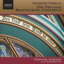 Charivari Agr able - Original Brandenburg Concertos [New CD]