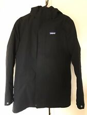 NWT Patagonia Mens Tres Parka Black Size Medium