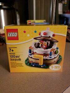 Lego 40153 Birthday Table Decoration