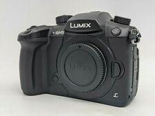 Panasonic Lumix G DC-GH5K 20.3 MP Digital SLR Camera - Black (Body Only) -NR3281