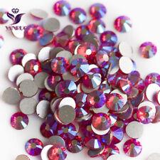 Light Siam AB Glass Strass Crystal Rhinestones for Craft Clothing Dress