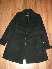 Dorothy Perkins black jacket coat size 16
