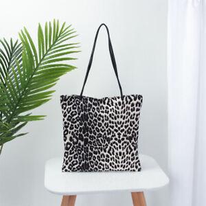 Rucksack Luxury Large Capacity Tote Bags Leopard Travel Satchel Ladies Handbags
