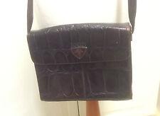 "JOOP! Tasche Leder Damen-Tasche ""Satteltasche"" Braun Leder bag leather Vintage"