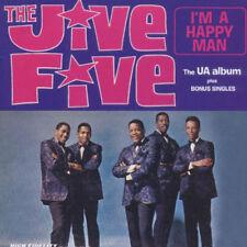 The Jive Five : I'm a Happy Man CD (2011) ***NEW***