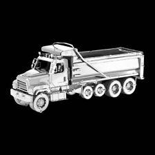 Metal Earth Freightliner 114SD Dump Truck DIY laser cut 3D steel model kit