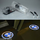 2x LED Car Door Courtesy Welcome Laser Projector Logo Ghost Shadow Light For BMW