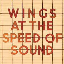 WINGS - AT THE SPEED OF SOUND   CD NEUF