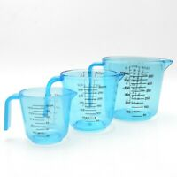 Temp Tations Figural Fruit Stacking Measuring Cups Lemon New Ebay