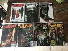 IDENTITY CRISIS 1 2 3 4 5 6 7 ALL NM MINT UNREAD BEST ON EBAY BATMAN SUPERMAN