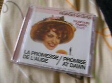 Georges Delerue Promise at Dawn [Audio CD]