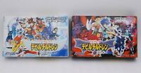 GBA Shin Megami tensei Devil Children Hikari & Yami 2Games Set w/ Box Japan