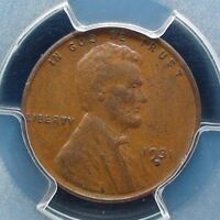 1931-D Lincoln Wheat Cent Penny Coin - Denver Mint - PCGS Graded XF 45