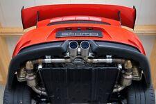 Auspuff Sport Exhaust NUR 1,85KG   für Porsche 991 GT3 RS MK2