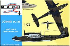 Mach 2 1/72 Dornier Do26 # 1372