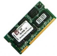 KINGSTON 1GB PC2700 DDR LAPTOP MEMORY 333 mhz Notebook RAM dell hp Kingston NEW