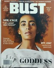 Bust April May 2017 Solange Knowles Release Your Inner Goddess FREE SHIPPING sb