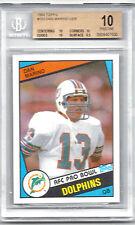 1984 Topps Dan Marino * BGS 10 * Card #123