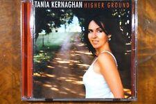 Tania Kernaghan - Higher Ground  - CD, VG