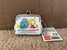 Fullmetal Alchemist x Sanrio - Edward & Alphonse Elric Clasp Pouch With Chain