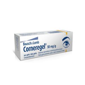 Corneregel 50mg/g Eye Gel Tube , 10 g Dexpanthenol