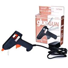 Hot Glue Gun with stand and 3 glue sticks. 13 amp Mains powered. Made by Trimits
