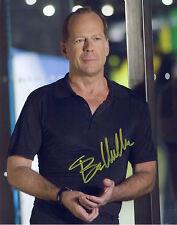 REPRINT - BRUCE WILLIS 1 autographed signed photo reproduction copy