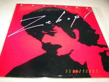 Santana Zebop! LP 1981 NM BL37158