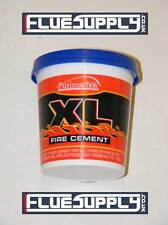 1KG Fire Cement Flue Chimney Pipe Sealant Ready Mixed