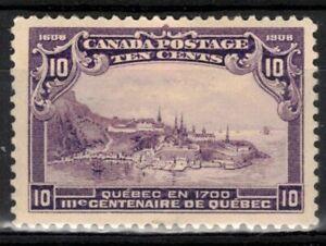 CANADA Scott 101 Mint Hinged ## 1 cent start ##