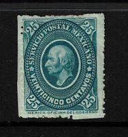 Mexico SC# 173 Mint Hinged / Multi Hinge Rem / Tiny Gum Thin - S511