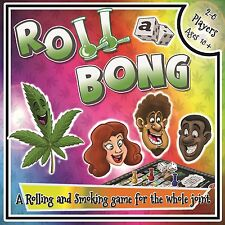 Roll-a-Bong Board Game