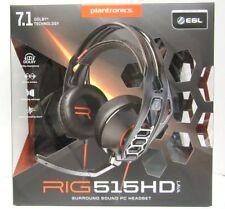 Plantronics RIG 515HD 7.1 Surround Sound PC Gaming Headset