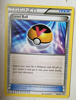 Level Ball 76/98 Uncommon XY Ancient Origins Trainer Pokemon Card - NM BB