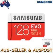 Samsung 128 GB 128G EVO Plus microSD SDXC Memory Card 100mb/s C10 +Adapter TF