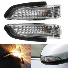 2x Side Mirror Turn Signal Light Indicator For Toyota Camry Corolla 81730-02140
