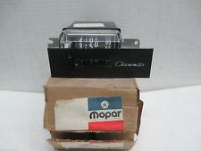 "Mopar ""NOS"" 1973 Imperial Chronometer Electronic Digital Clock 3592382"