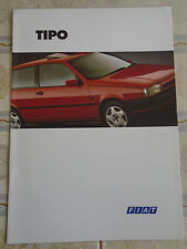 Fiat Tipo range brochure Jan 1994