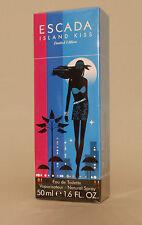 Escada Island Kiss Limited Edition  50 ml Eau de Toilette EdT Spray