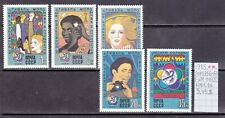 Soviet stamps 1985 SC#5356-60 Full set MNH og U03023