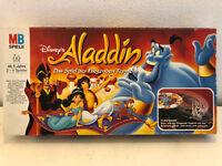 Disney´s Aladdin das Spiel des fliegenden Teppichs von MB Kinder Familie Brett