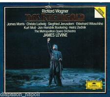 Wagner: Das Rheingold / Levine, Ludwig, Morris, Zednik, - CD Deutsche Grammophon