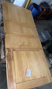 Solid Oak Extendable Table Top (Brand New)