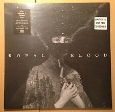 Royal Blood Vinyl LP ALBUM LIMITED to 2000 Artwork Sleeve Reversed Colour SEALED
