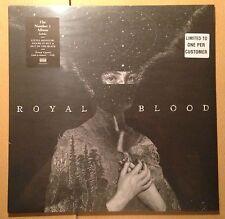 Royal Blood Vinyl LP ALBUM LIMITED to 2000 Artwork Sleeve Reversed Colour SEALED