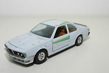 BBURAGO BURAGO 173 BMW 635 CSI 635CSI WHITE EXCELLENT CONDITION