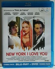 New York I Love You. Bluray